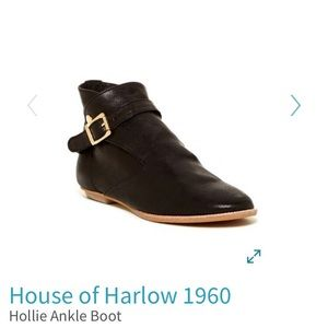 House of Harlow 1960 Hollie ankle boots